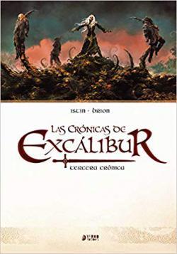 Las crónicas de Excalibur 3
