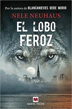 Portada del libro El lobo feroz