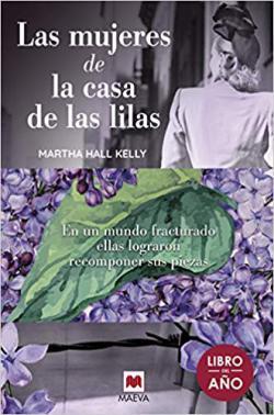 Portada del libro Las mujeres de la casa de las lilas