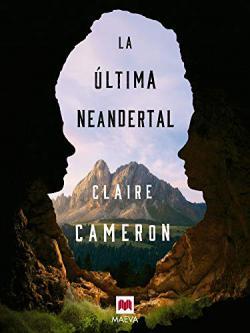 Portada del libro La última neandertal