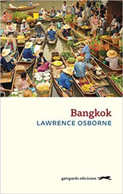 Portada del libro Bangkok