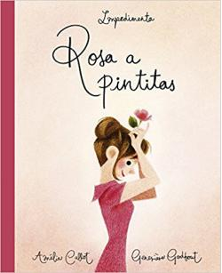 Portada del libro Rosa a pintitas