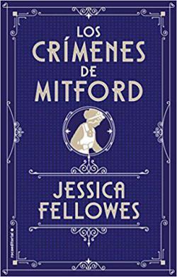 Portada del libro Los crímenes de Mitford