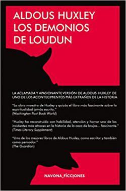 Portada del libro Los demonios de Loudun