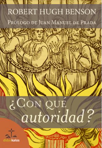 Portada del libro ¿Con qué autoridad?