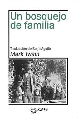 Portada del libro Un bosquejo de familia