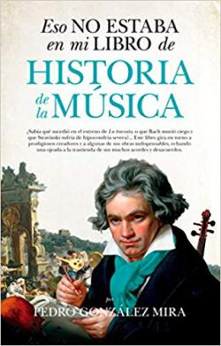 Portada del libro Eso no estaba en mi libro de historia de la música