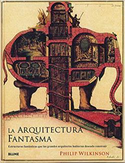 Portada del libro La arquitectura fantasma
