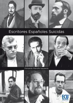 Portada del libro Escritores españoles suicidas