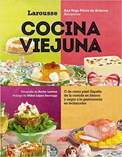Portada del libro Cocina viejuna