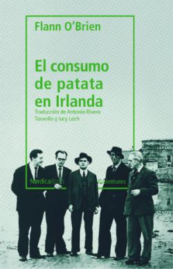 Portada del libro El consumo de patata en Irlanda