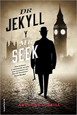 Portada del libro Dr. Jekyll y Mr. Seek