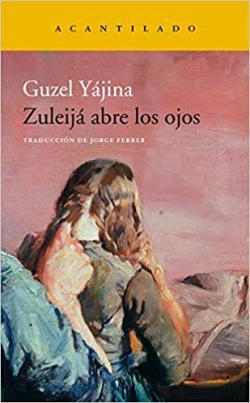 Portada del libro Zuleijá abre los ojos