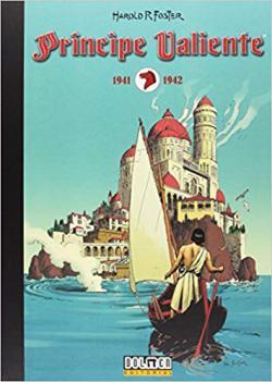 Portada del libro Principe Valiente 1941-1942