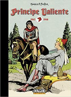 Portada del libro Príncipe Valiente 1945-1946