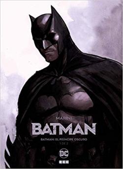 Portada del libro Batman: El Príncipe Oscuro 1