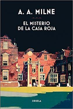 Portada del libro El misterio de la casa roja