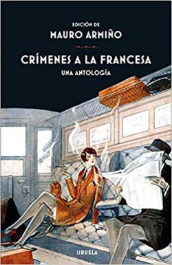 Portada del libro Crímenes a la francesa. Una antología