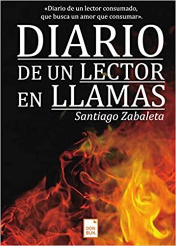 Portada del libro Diario de un lector en llamas