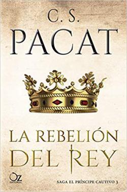 Portada del libro La rebelión del Rey