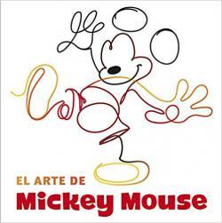 Portada del libro El arte de Mickey Mouse