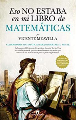 Portada del libro Eso no estaba en mi libro de matemáticas