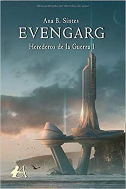 Portada del libro Evengarg. Herederos de la Guerra I