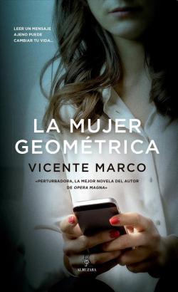 Portada del libro La mujer geométrica