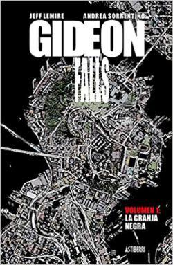 Portada del libro Gideon Falls 1. El granero negro