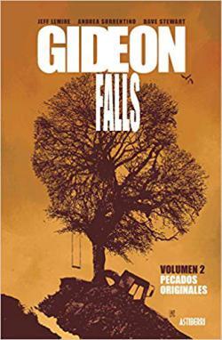 Portada del libro Gideon Falls 2. Pecados originales