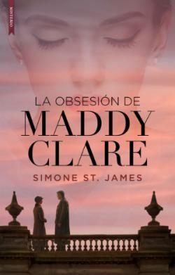 Portada del libro La obsesión de maddy clare