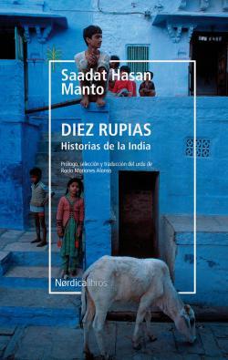 Portada del libro Diez rupias. Historias de la India