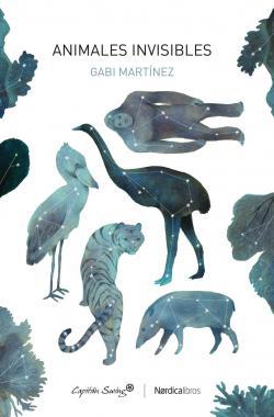 Portada del libro Animales invisibles