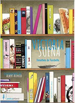 Portada del libro Victoria sueña