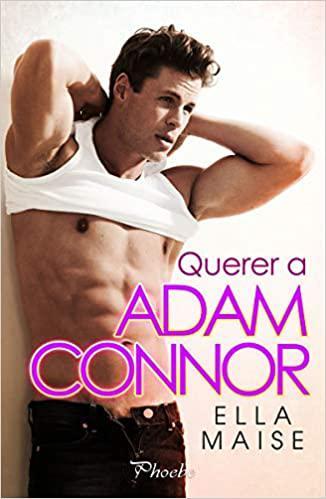 Portada del libro Querer a Adam Connor