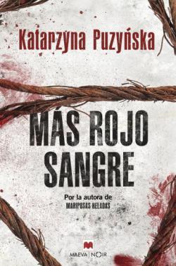 Portada del libro Más rojo sangre