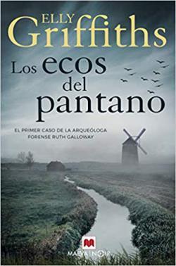 Portada del libro Los ecos del pantano
