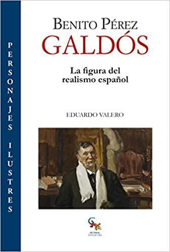 Portada del libro Benito Pérez Galdós