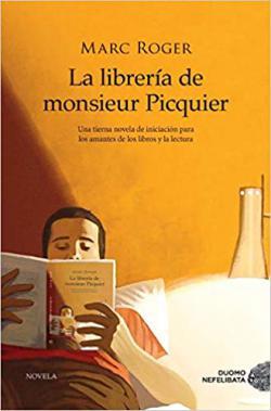 Portada del libro La librería de Monsieur Picquier