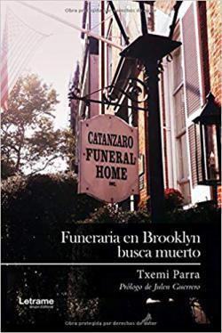 Portada del libro Funeraria en Brooklyn busca muerto
