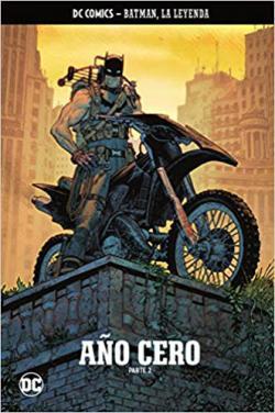 Portada del libro Batman: Año cero (Parte 2)