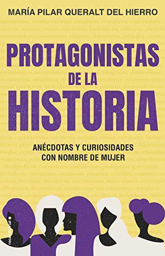 Portada del libro Protagonistas de la Historia