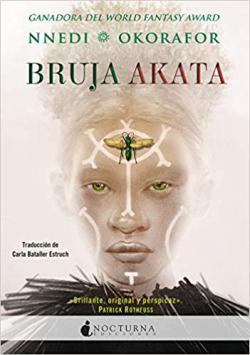 Portada del libro Bruja Akata