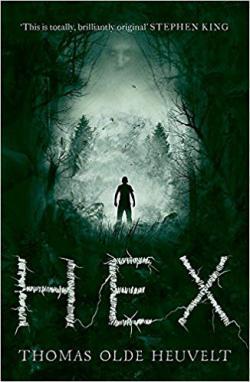 Portada del libro Hex