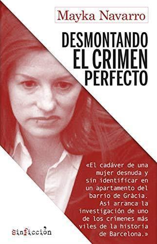 Portada del libro Desmontando el crimen perfecto
