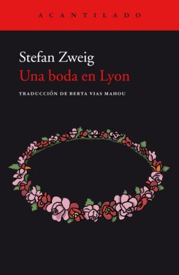 Portada del libro Una boda en Lyon