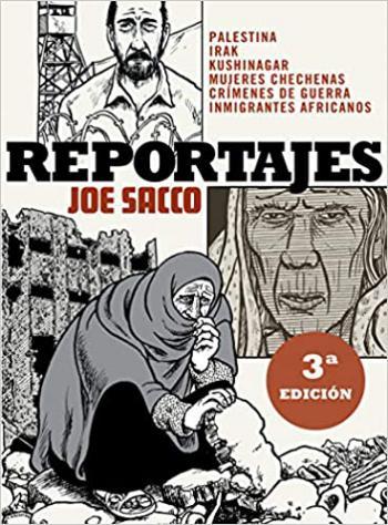 Portada del libro Reportajes