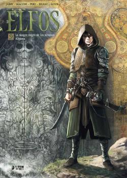 Portada del libro Elfos 9