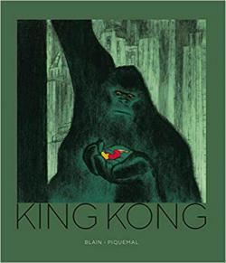 Portada del libro King kong