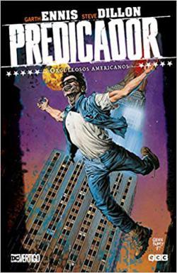 Portada del libro Predicador 03: Orgullosos americanos